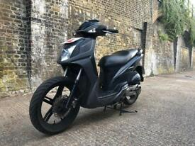 FULLY WORKING 2016 SYM Symphony Sr 125cc learner scooter 125 cc moped ped runs good.