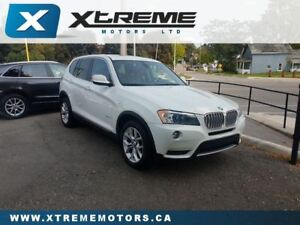 2012 BMW X3 28i/ NAVIGATION/ BACKUP CAMERA