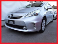 7 Seater -- 2012 Toyota Prius + Plus 1.8 Hybrid Auto 35000 Miles - Low Mileage - Navigation - Camera