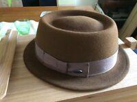 Bailey Pork Pie Hat