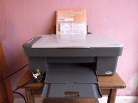 Epson Stylus DX3850 Printer and Scanner