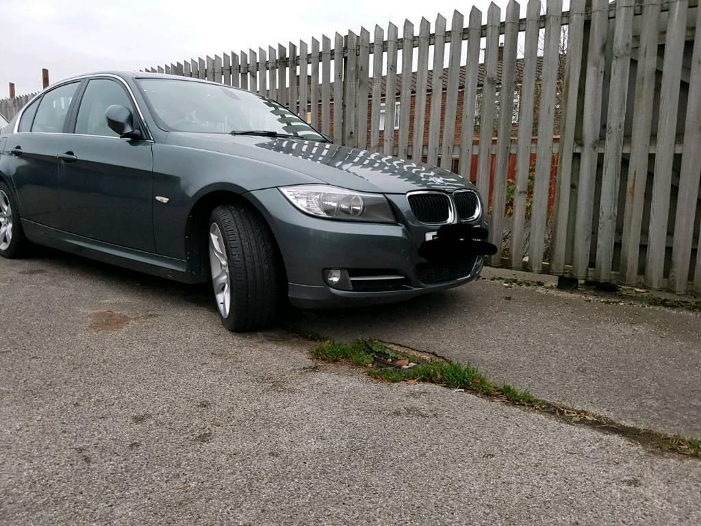 BMW 318d exclusive edition 2.0 diesel 2011