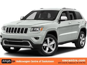 2016 Jeep Grand Cherokee Limited UNDER 9,000 KM!!!