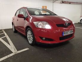 Toyota Auris 1.4 D-4D Diesel Auto Multimode 5dr Service History Lady Owners Warranty Just Serviced