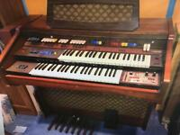 Farfisa Partner 15 Electric Organ