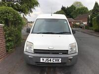 Ford transit connect (high roof) low mileage £1995