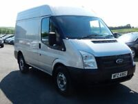 2012 Ford transit 2.2 fwd medium medium, psvd sept 2018 nice example good history