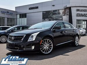 2014 Cadillac XTS Twin Turbo Vsport Platinum