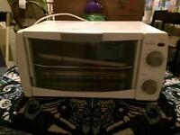Toaster oven used twice