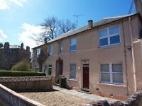 Centrally located, ground floor fully furnished 2 bedroom flat with garden