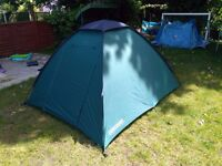eurohike 220 2 MAN / PERSON DOME TENT