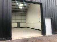 Commercial Unit - Storage - Garage - Studio TO LET off M11 - Harlow - Braintree - Halstead