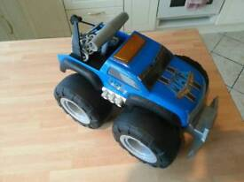 MAX TOW TRUCK BLUE *EXCELLENT CONDITION USED ONCE*