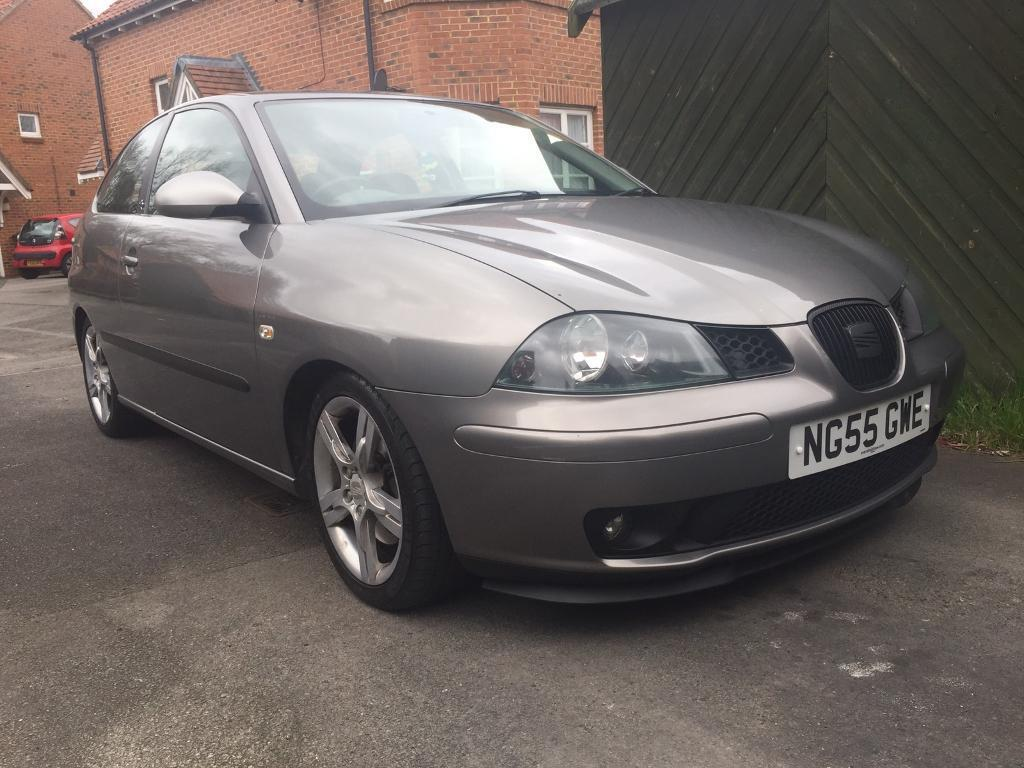 seat ibiza 6l fr 1 8 20vt in haxby north yorkshire gumtree. Black Bedroom Furniture Sets. Home Design Ideas