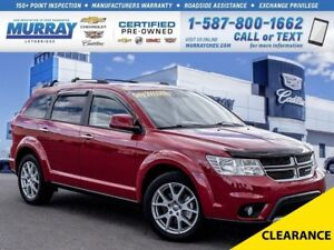 2014 Dodge Journey R/T**Leather!  Front Bucket Seats!**