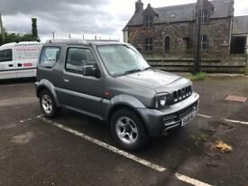 2006 Suzuki jimmy 1.3 3 door 4x4