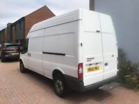 Ford Transit 125 T350 RWD 11 Months MOT High Roof White