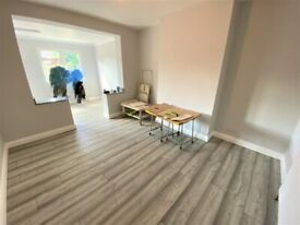 Recently Fully Renovated Spacious 4 Bedrooms Semi-Detached House in Dagenham --No DSS please