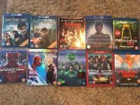 10 3D Blu-ray Films