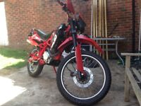 Modified LF GY 2010 Leaner Legal On Or Off Road Crosser Brand New Mot Loads Of Extra's