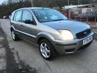 *AUTOMATIC* 2004 04 REG FORD FUSION 2, 1.4 SEMI AUTOMATIC WITH ONLY 76k,HPI CLEAR
