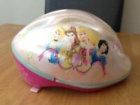 Girls Disney Princess Bike Helmet