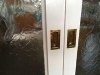 Henderson sliding door room dividers 1960s