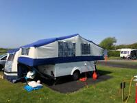Sunncamp venture trailer tent