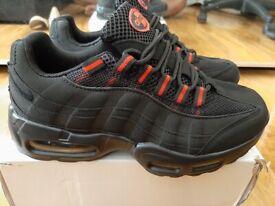 Nike Air Force 1 Low Gore Tex Team Black (10UK11US