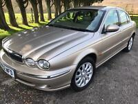Jaguar xtype gold service new mot luxury motoring