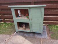 Rabbit hutch-2 storeys