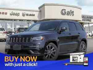 2019 Jeep Grand Cherokee HIGH ALTITUDE 4X4 DEMO | LEATHER APPLE