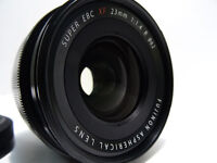 Fujifilm Fuji Fujinon XF 23mm F/1.4 Aspherical Lens - £500 - Can trade with xf 16-55mm