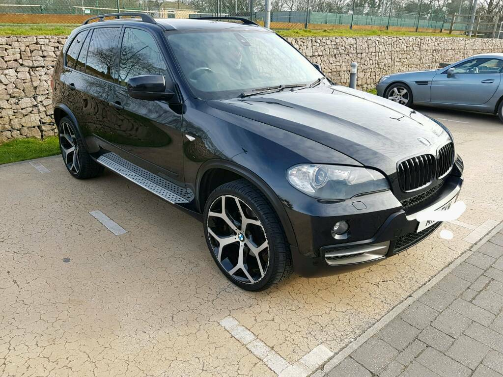 Bmw x5 e70 3.0d 2007   in Leicester, Leicestershire   Gumtree