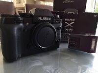 FUJIFILM X-T1 body black + FUJINON XF35mm 1.4 R