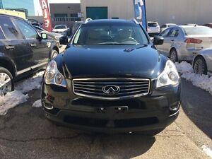 2009 Infiniti EX35 One Owner, 50 Service Record, navigation