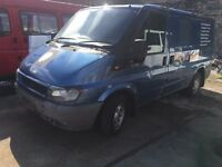 Ford transit 85 T260 ,2004 2.0 breaking for spares