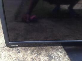 "Toshiba LCD TV 50"""
