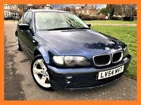 BMW 3 Series 2.0 318i SE 4dr LONG MOT