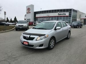 """2010 Toyota Corolla CE """"AS TRADED"""""""