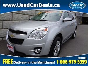 2011 Chevrolet Equinox 1LT Fully Equipped Alloys Cruise
