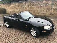 MAZDA MX5 Petrol 2004 105k Miles CONVERTIBLE MANUAL