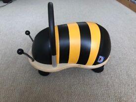 Bumble Bee Wheely Bug