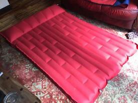Double camping matress