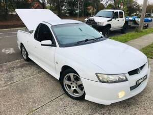 2007 Holden Commodore SV6 UTE LOGBOOKS HARD LID MAGS Upgrade A1