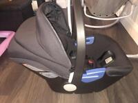 Silver cross child car seat