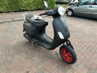 Piaggio vespa lx 125cc moped scooter vespa honda yamaha gilera peugeot
