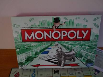 Monopoly Board Game - Classic Edition