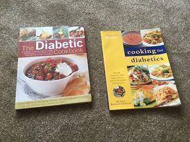 Diabetic cookery books