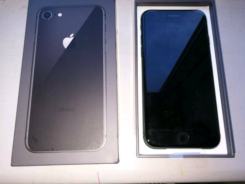 iPhone 8 64GB *BRAND NEW* replacement space grey